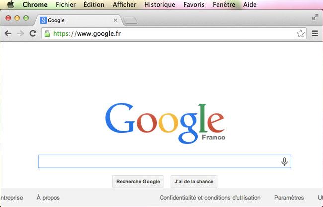 comment vider le cache google chrome mac